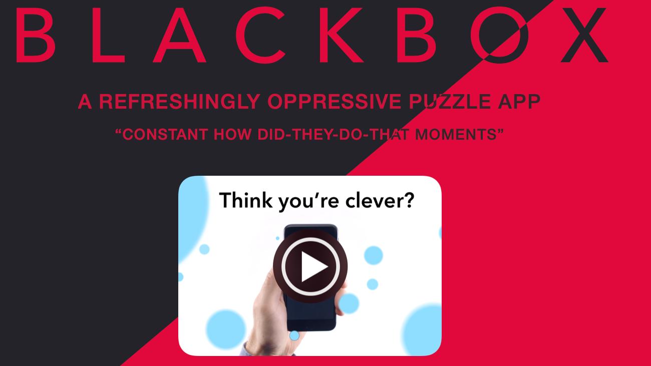 Blackbox puzzles logo